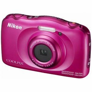 ニコン W100PK コンパクトデジタルカメラ COOLPIX(クールピクス) 「W100」(ピンク)