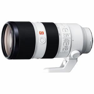 ソニー SEL70200GM 交換用レンズ FE 70-200mm F2.8 GM OSS