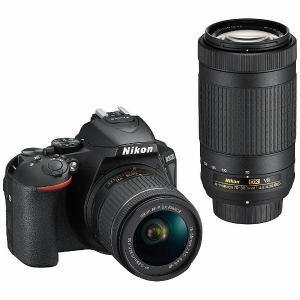 ニコン D5600-W70300KIT デジタル一眼カメラ「D5600」ダブルズームキット