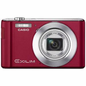 カシオ EX-ZS240-RD コンパクトデジタルカメラ EXILIM(エクシリム) レッド