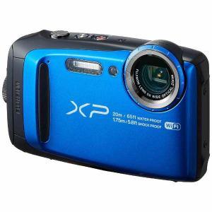 富士フイルム FX-XP120BL コンパクトデジタルカメラ FinePix(ファインピクス) XP120(ブルー)