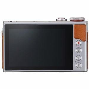 キヤノン PSG9XMK2SL コンパクトデジタルカメラ PowerShot(パワーショット) G9 X Mark II(シルバー)
