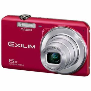 カシオ EX-ZS29RD コンパクトデジタルカメラ 「EXILIM(エクシリム)」 レッド