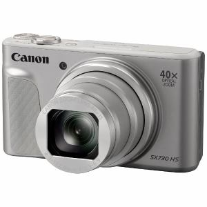 キヤノン PSSX730HSSL コンパクトデジタルカメラ PowerShot(パワーショット) SX730 HS(シルバー)