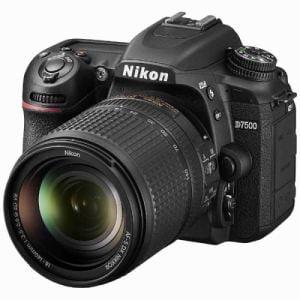 ニコン D7500-L18140KIT デジタル一眼カメラ 「D7500」 18-140 VR レンズキット