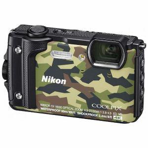 ニコン W300GR デジタルカメラ COOLPIX(クールピクス) W300(カムフラージュ)