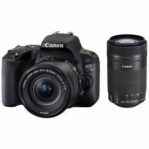 キヤノン EOSKISSX9-WKITBK デジタル一眼カメラ EOS Kiss X9 ダブルズームキット ブラック