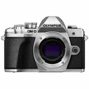オリンパス OM-D-E-M10MK3-SL デジタル一眼カメラ 「OM-D E-M10 MarkIII」 ボディ シルバー