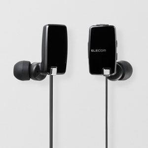 Bluetooth ワイヤレスステレオイヤホン LBT-HP05NAVBK