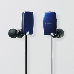 Bluetooth ワイヤレスステレオイヤホン LBT-HP05NAVBU