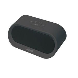 maxell Bluetooth+NFC搭載ポータブルスピーカー MXSP-BT04BK