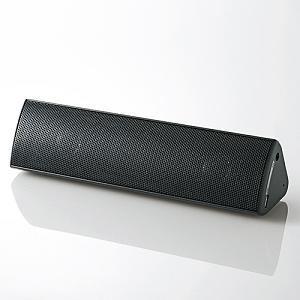 エレコム Bluetoothステレオスピーカー ブラック LBT-SPP300AVBK