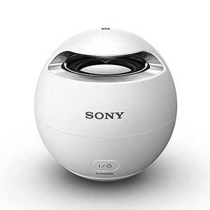 SONY Bluetooth対応 ワイヤレス防水スピーカー (ホワイト) SRS-X1-W
