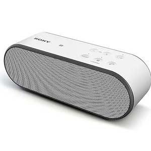 SONY Bluetooth対応 ワイヤレスポータブルスピーカー (ホワイト) SRS-X2-W