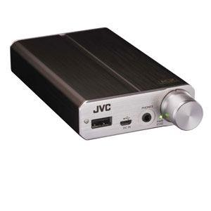 JVC ポータブルヘッドホンアンプ ハイレゾ音源対応 SU-AX7