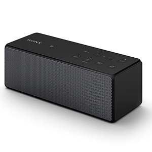 SONY Bluetoothワイヤレスポータブルスピーカー(ブラック) SRS-X3-B