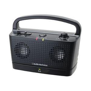 Audio-Technica デジタルワイヤレスステレオスピーカーシステム(ブラック) AT-SP767TV BK