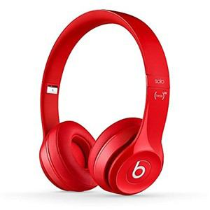 Beats by Dr.Dre Solo2 オンイヤー・ヘッドフォン/レッド BT ON SOLO2 RED
