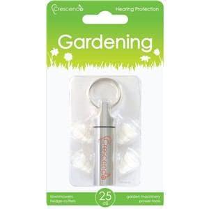 コルグ イヤープロテクター 造園工具/園芸機械用耳栓 Crescendo Gardening