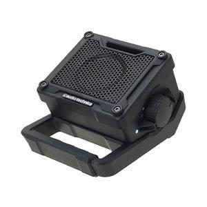 オーディオテクニカ ポータブルアクティブスピーカー(ブラック) AT-SPB200-BK