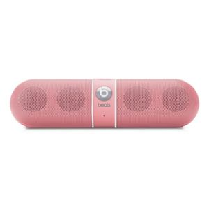 Beats by Dr. Dre Bluetooth対応アクティブスピーカー 「Pill 2.0 Speaker」 Nicki Pink BT SP PILLB