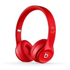 BEATS BY DR.DRE(ビーツ バイ ドクタードレ) BT ON SOLO2 RED オンイヤーヘッドホン (レッド) MH8Y2PA/A