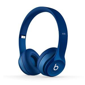 BEATS BY DR.DRE(ビーツ バイ ドクタードレ) BT ON SOLO2 BLU オンイヤーヘッドホン (ブルー) MHBJ2PA/A