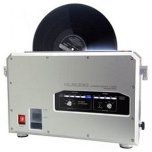 【クリックで詳細表示】KLAUDiO(クラウディオ) CLN-LP200 超音波振動式レコードクリーナー