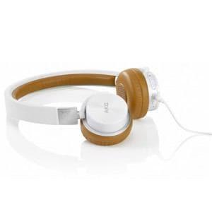AKG Bluetoothワイヤレスヘッドホン (ホワイト) Y45BTWHT