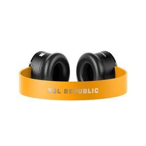 SOLREPUBLIC(ソルリパブリック) SOLSTORG TRACKS専用ヘッドバンド (ダブオレンジ)