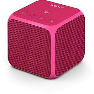 ソニー Bluetooth対応スピーカー(ピンク) SRS-X11-P