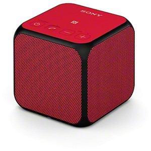 ソニー Bluetooth対応スピーカー(レッド) SRS-X11-R