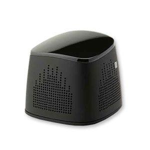 日本アンテナ 充電式Bluetoothスピーカー (ブラック) SPB04BK
