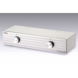 オーブ LS-XW1 マルチチェンジャー XLRケーブル5chラインセレクター 入力5/出力5タイプ
