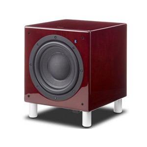 TEAC(ティアック) ハイレゾ音源対応 Hi-Fi専用設計アクティブサブウーハー (チェリー) SW-P300