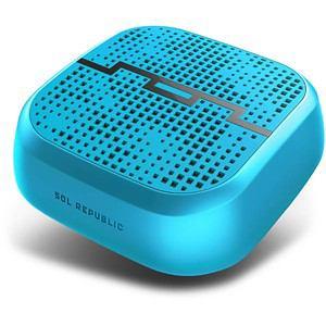 ソルリパブリック Bluetooth対応 ワイヤレススピーカー ホライゾンブルー SOLPUNK/BLU