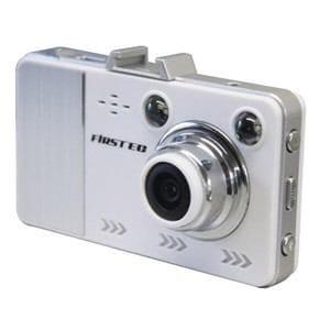 FIRSTEC(ファーステック) 2.7型モニター付きドライブレコーダー ホワイト FT-DR ZERO X