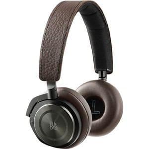 B&O Bluetooth対応 ワイヤレスオンイヤーヘッドホン (グレイ ヘイゼル) BEOPLAY-H8GH