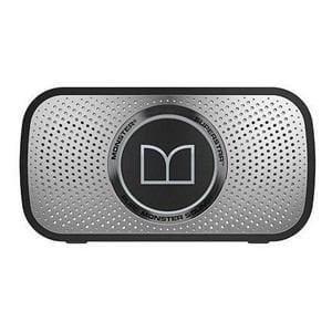 モンスター Bluetooth対応 ワイヤレススピーカー (グレー) MH SPSTR GY