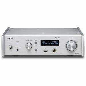 ティアック USB-DAC/ネットワークプレーヤー シルバー NT-503-S