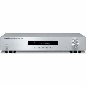 ヤマハ FM補完放送対応 ワイドFM/AMチューナー シルバー TS-501S