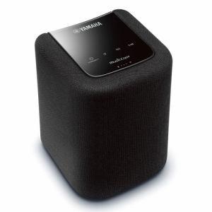 ヤマハ WX-010(B) ワイヤレスストリーミングスピーカー(ブラック)