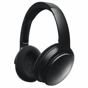 BOSE(ボーズ) QUIETCOMFORT35BLK ノイズキャンセリング機能搭載Bluetoothヘッドホン(ブラック)