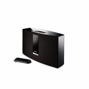 BOSE(ボーズ) SOUNDTOUCH20-3BLK Wi-Fi/Bluetooth対応ワイヤレススピーカー 「SoundTouch 20」 ブラック