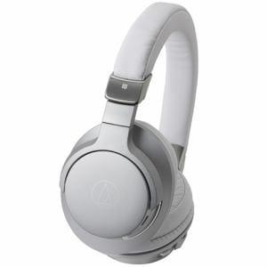 オーディオテクニカ ATH-AR5BTSV 【ハイレゾ音源対応】 ワイヤレスヘッドホン メタリックシルバー