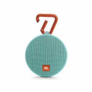 JBL CLIP2-TEAL スプラッシュプルーフ(IPX7)対応 Bluetoothスピーカー ティールブルー