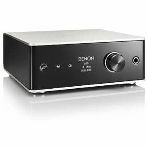 デノン DA-310USB-SP 【ハイレゾ音源対応】 USB-DAC/ヘッドホンアンプ シルバー