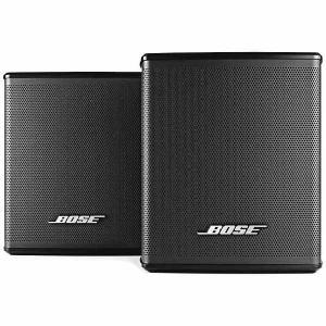 BOSE(ボーズ) VIRTUALLYINV300BK サラウンドスピーカー(ペア) Virtually Invisible 300 speaker