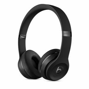 Beats by Dr.Dre(ビーツ バイ ドクタードレ) MP582PA/A Beats Solo3 Wirelessオンイヤーヘッドフォン ブラック