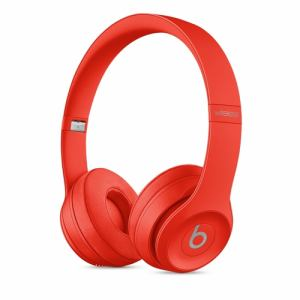 Beats by Dr.Dre(ビーツ バイ ドクタードレ) MP162PA/A Beats Solo3 Wirelessオンイヤーヘッドフォン シトラスレッド
